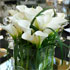 Jens Jakobson Events: white calla lily detail