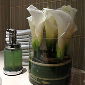 Jens Jakobson Events: Calla lily and bamboo