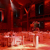 Jens Jakobson Events: LSO red amaryllis